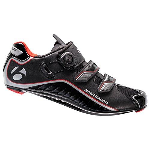 Bontrager Circuit Rennrad Fahrrad Schuhe schwarz 2016
