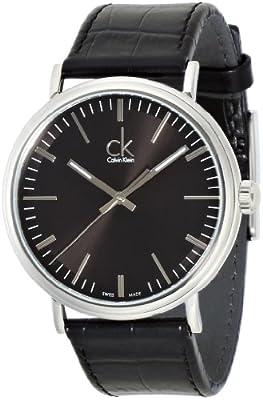 Calvin Klein Surround K3W211C1 Mens Wristwatch Classic & Simple