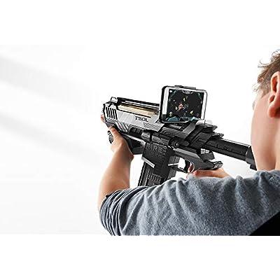 Sharper Image Virtual Reality Interactive Blaster: Toys & Games