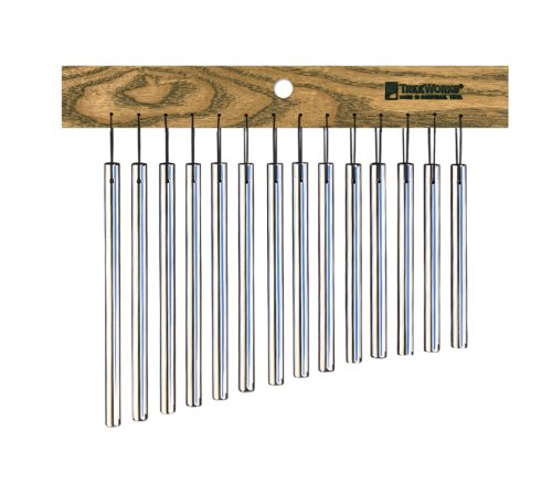 TreeWorks Chimes TRE417 Small Single Row Chime