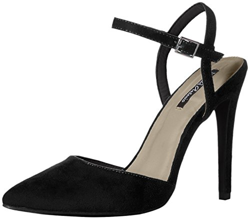 Michael Antonio Women's LIRIC-SUE Heeled Sandal Black 8 M US from Michael Antonio