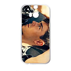 VOV Zac Efron Brand New And Custom Hard Case Cover Protector For HTC One M8