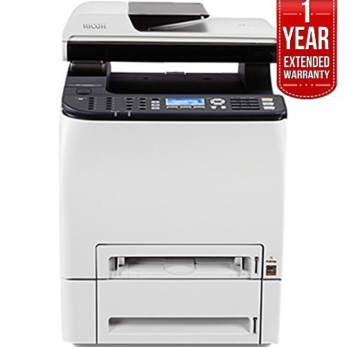 Ricoh SP C250SF Color Multifunction Laser Printer (407523) + 1 (Ricoh Scan To Email)