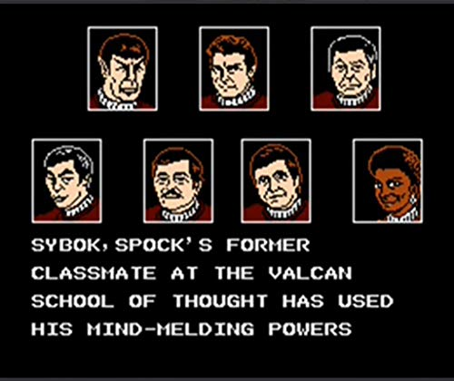BrotheWiz 72 pin 8 bit game Star Trek V The Final Frontier Game Card For 72 Pin 8 Bit Game Player (Best Star Trek Computer Games)
