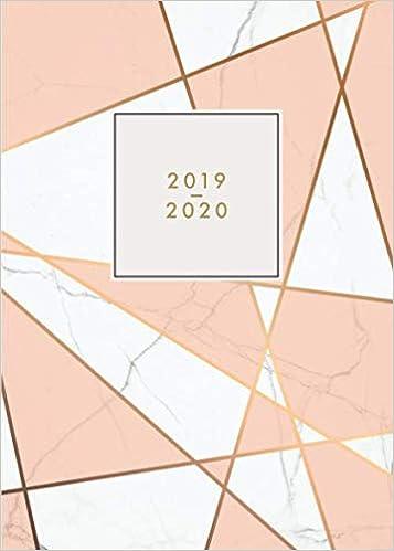2019 2020: Agenda 2019/2020 español - Agenda semanal 18 ...