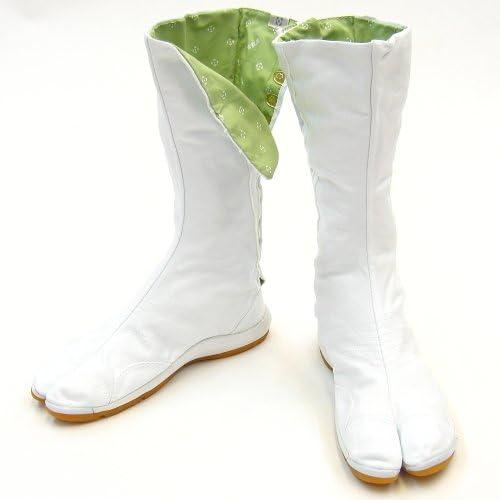 倉敷屋・祭氣 エアージョグ (白) 12枚コハゼ エアーの見えないエアー足袋 株式会社丸五 マルゴ