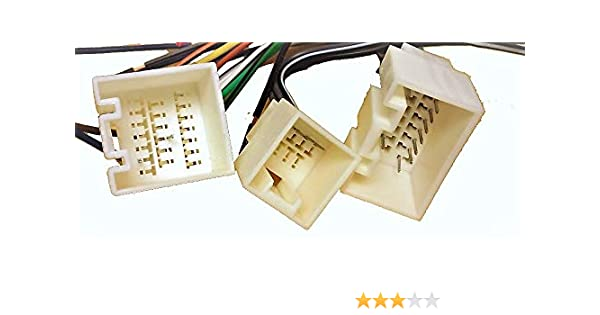 Amazon Stereo With Wire Harness Ford Expedition Early 2003 Rhamazon: Ford Expedition Wiring Harness Problem At Gmaili.net