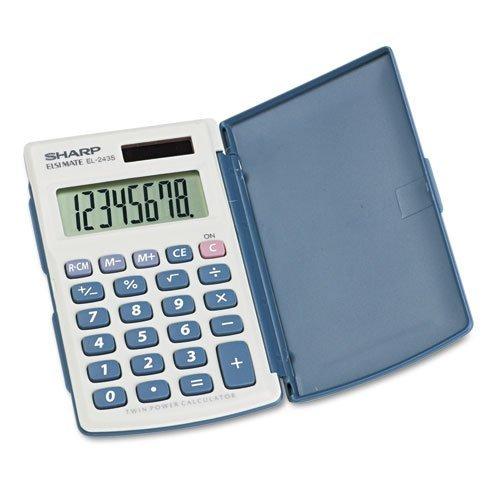 sharp pocket size calculators - 8