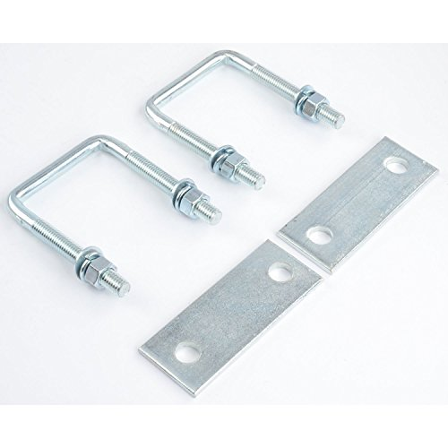 (JEGS Performance Products 60884 Leaf Spring Clamp Kit)