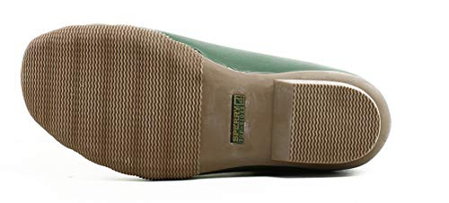 Size Womens Tan 5 Shearwater Top Sperry Sider New Boots 5 Snow Green SWzt7v7