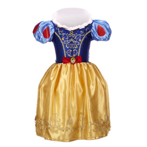 Making Snow White Costume (Disney Princess Snow White Bling Ball Dress)