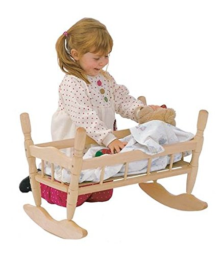 Steffy Wood Products Doll Cradle by Steffy Wood Products, Inc.