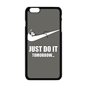 Happy Just do it Nike fashion cell phone case for iPhone 6 plus
