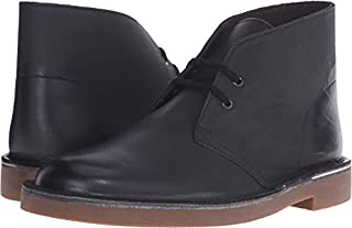 Clarks Men's Bushacre 2 Chukka Boot, Black Leather, 13 M US (B00UWJ29QM) | Amazon price tracker / tracking, Amazon price history charts, Amazon price watches, Amazon price drop alerts