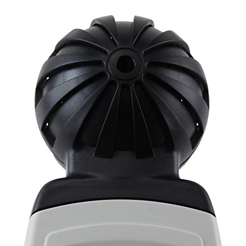 Carbon Dioxide Sensor Meter Tester 9999ppm CO2 Temperature RH Measurement by Gain Express (Image #1)