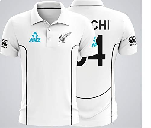 BOWLERS Newzealand Test Match Jersey