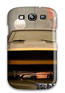 Snap-on Case Designed For Galaxy S3- Bumblebee