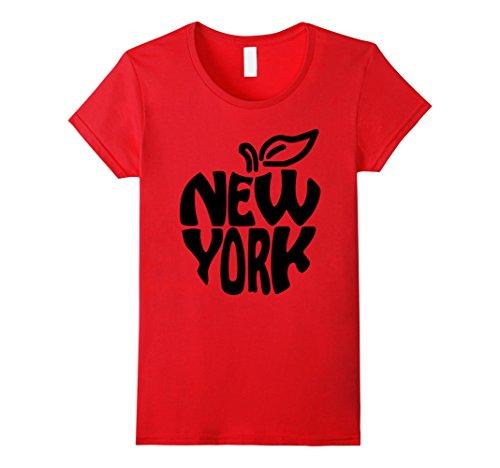 Womens New York City New Yorker Big Apple NYC T-Shirt Tee Shirt Medium - Yorker New Shop