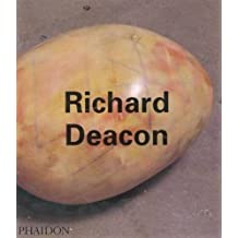 Richard Deacon (Contemporary Artists) by Jon Thompson (2000-01-06)