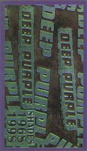 ディープ・パープル / SHADES〜ヒストリー・オブ・ディープ・パープル1968-1998