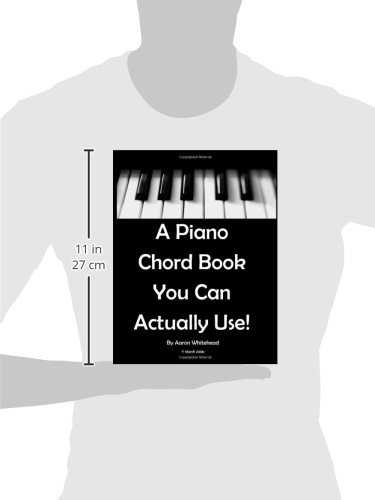 A Piano Chord Book You Can Actually Use Aaron Whitehead