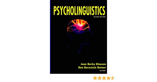 Psycholinguistics research papers Flourtown Gulf