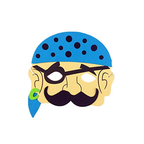 EVA Foam Cartoon Mask Costume Party Mas kFavors Dress-up Costume for Party
