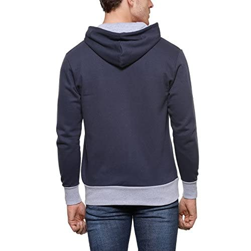 413A5JovHQL. SS500  - AWG - All Weather Gear Men's Cotton Hoodie Sweatshirt with Zip