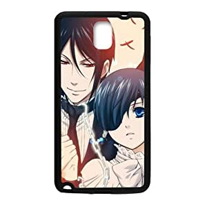 Lucky Black Butler Cell Phone Case for Samsung Galaxy Note3