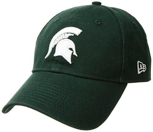 - New Era Men's Michigan State Spartans Core Classic Dark Green One Size Fits All