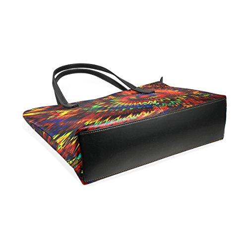 Borsa Per Tizorax La Donna Tracolla Multicolore A dFUwIq1