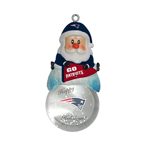 New England Patriots Christmas Ornament - 8