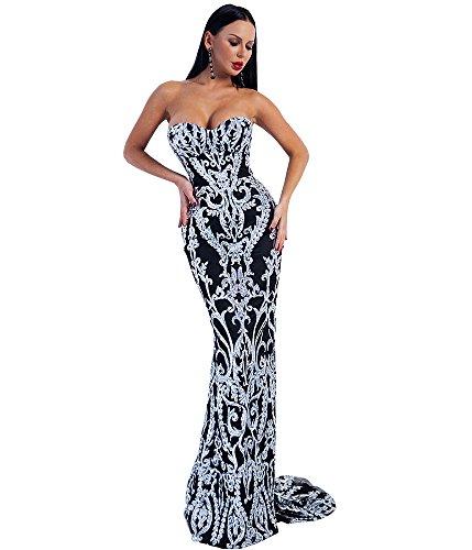 Missord Cocktail Missord Silberfarben Missord Kleid Damen Silberfarben Damen Silberfarben Kleid Damen Kleid Cocktail Cocktail PFPz8rA