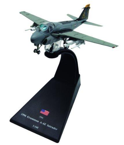 Grumman A-6 Intruder diecast 1:144 model (Amercom LB-21)