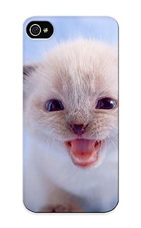 2d039d34187939 Awesome MTnKsE-3550-GUkne Resignmjwj Defender Tpu Hard Case Cover For  Iphone 5 5s- Animal Cat  Amazon.co.uk  Electronics