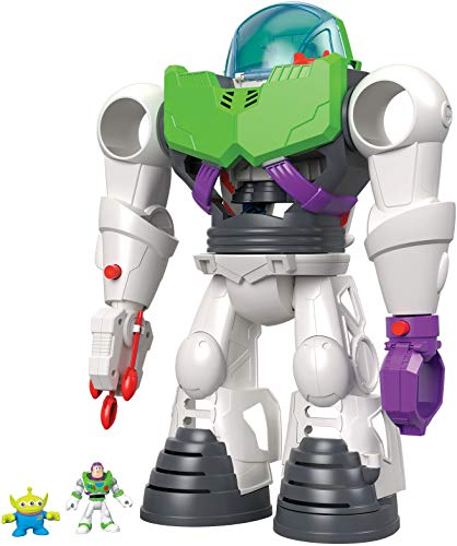 Toy Story 4 Fisher-Price Imaginext Buzz Lightyear Robot