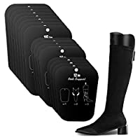 8 Pairs (16 Sheets) Boot Shaper Form Inserts Tall Boot Support for Women and Men, with 3 Different Sizes for Your Different Height Boots, 4 Pairs 16 inch, 2 Pairs 14 inch, 2 Pairs 12 inch