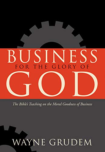 business for the glory of god questions