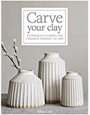 Carve Your Clay: Techniques to Bring the Ceramics Surface to Life