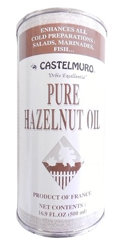 Hazelnut Oil 16.9 oz (500 ml)
