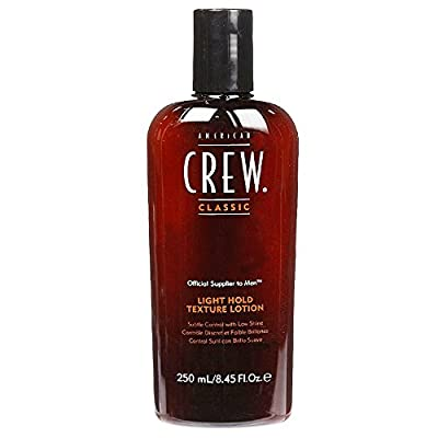 American Crew Light Hold Texture Lotion, 8.45 oz, 2 pk