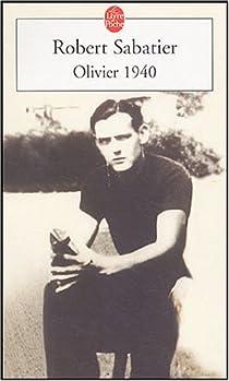 Olivier 1940 par Sabatier