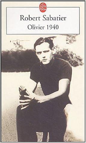 Livre Olivier 1940 pdf