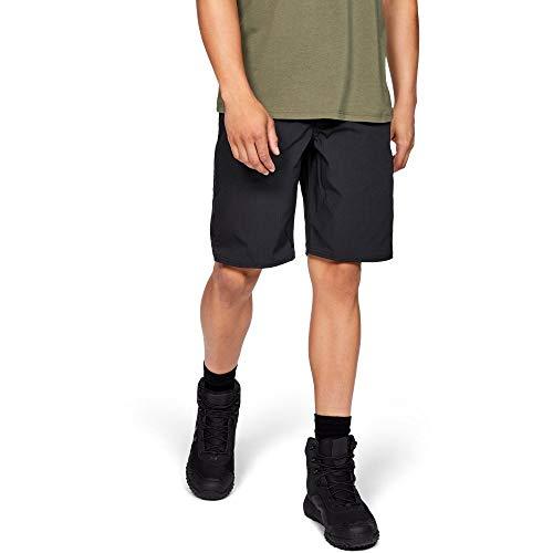 (Under Armour Men's Tac Storm Covert Short, Black (001)/Black, 30)
