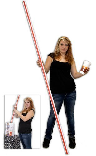 8' Appearing Straw From Royal Magic - Amazing Magic