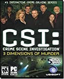 New Ubi Soft CSI 3 Dimensions Of Murder 5 Challenging Cases With Shocking Plot Twists
