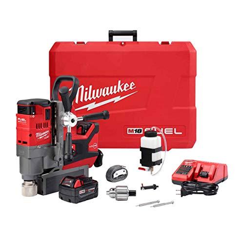 Milwaukee 2787-22 M18 Fuel 1-1/2″ Magnetic Drill Kit