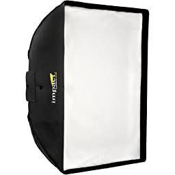Impact Luxbanx Duo Medium Rectangular Softbox (24 x 32\