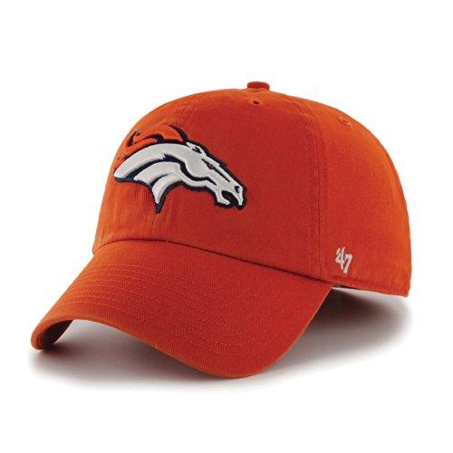 47 Brand Denver Broncos Clean Up Orange