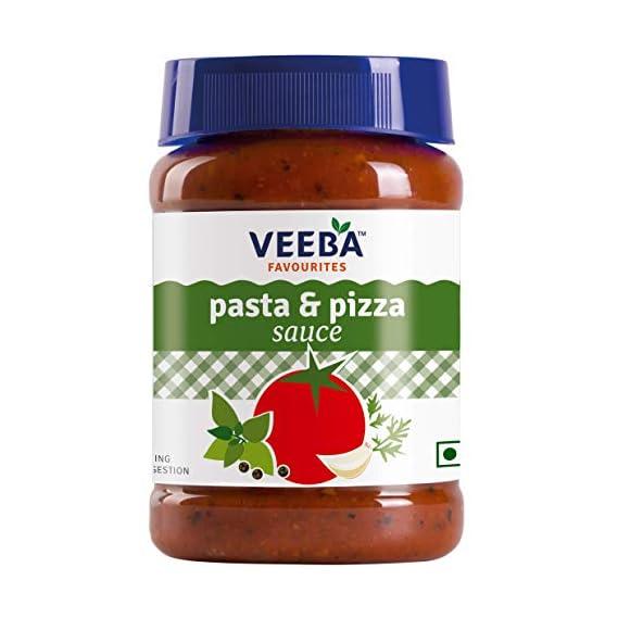 Veeba Pasta and Pizza Sauce, 280g